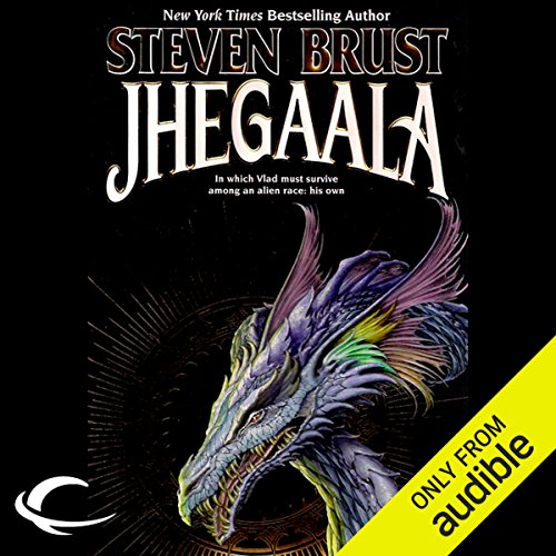 Jhegaala audiobook cover art