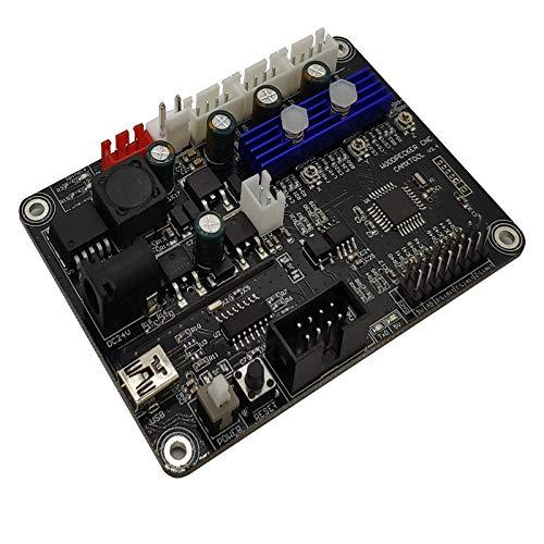 GRBL 3.2 Steuerplatine für 1610/2418/3018 DIY Lasergravurmaschine USB-Verbindung mit Offline-Controller durch 3-Achsen-CNC