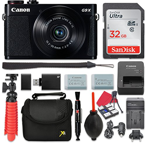Canon PowerShot G9 X Mark II Digital Camera...