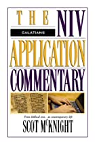 Galatians (The NIV Application Commentary)