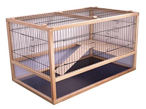 PETGARD Kaninchen- und Meerschweinchenheim SAN Marino 120