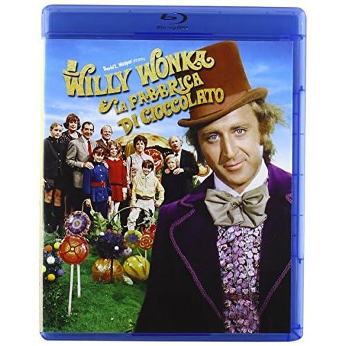 Willy Wonka E La Fabbrica Di Ciocco