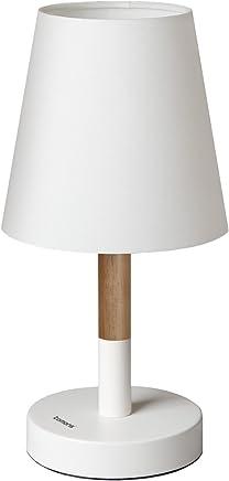 Amazon.es: Madera - Lámparas de mesa y mesilla de noche ...