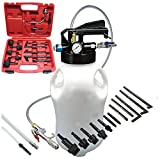 Special Tools ST-3689 10L Zwei Wege Pneumatische Motor Gear ATF Öl-Extraktor mit Düse und ATF Adapter