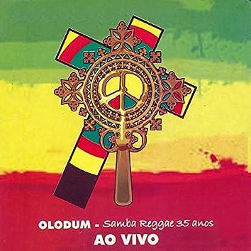 Samba Reggae 35 Anos (Ao Vivo)