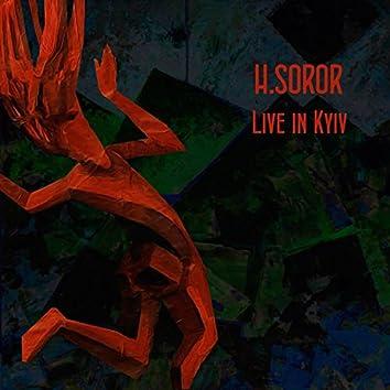 H.Soror (Live in Kyiv at Mezzanine Club)
