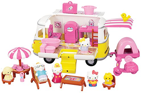 Hello Kitty - La Caravana de la Familia (290363)