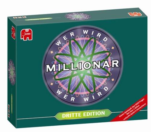Jumbo Spiele 3965 - Wer Wird Millionär, 3. Auflage