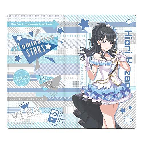 アイドルマスター シャイニーカラーズ 手帳型 スマートフォン ケース 風野 灯織 ver M サイズ 日本製