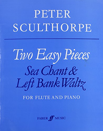 Two Easy Pieces: Part(s): (Flute and Piano) (Faber Edition)