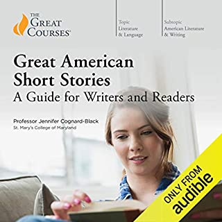 Great American Short Stories: A Guide for Writers and Readers audiobook cover art
