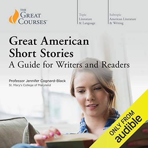 Great American Short Stories: A Guide for Writers and Readers cover art
