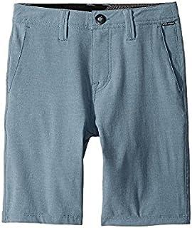 ボルコム Volcom Kids キッズ 男の子 ショーツ 半ズボン Wrecked Indigo Frickin SNT Static Shorts [並行輸入品]
