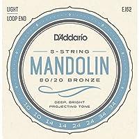 D'Addario EJ62 Mandolin マンドリン弦