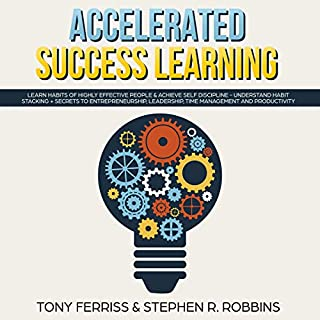 Accelerated Success Learning audiobook cover art