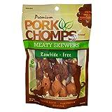 Pork Chomps DT884V Premium Fleischspieße, 6 Karat, Braun