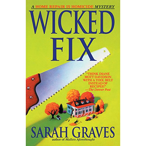 Wicked Fix audiobook cover art