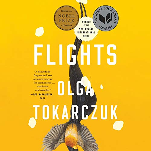 Couverture de Flights