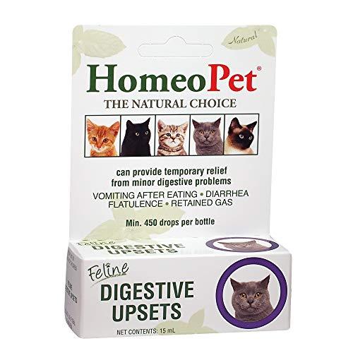 HomeoPet Feline Verdauungsstörungen-15 Ml-N/A, Clear, Unisex