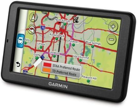 Garmin Dezl 560 LMT 5 inch Sat Nav for Truck//Caravan with Lifetime Maps and Traffic