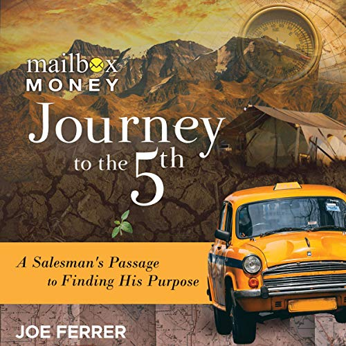 Journey to the Fifth: A Salesman's Passage to Finding His Purpose  By  cover art