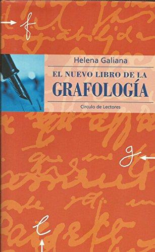 El nuevo libro de la grafología