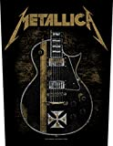 Metallica: Hetfield Guitar Backpatch (Zubehör)