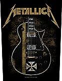 Hetfield Guitar Backpatch