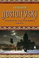 Box Fiódor Dostoiévski - Memórias da casa dos mortos e O idiota