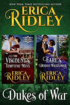 Dukes of War (Books 1-2): Historical Romance Collection (Regency Romance Tasters) by [Erica Ridley]