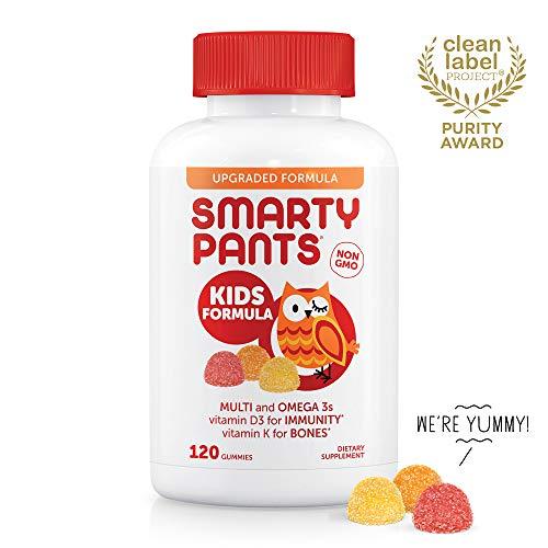 Smartypants Gummy Vitamins