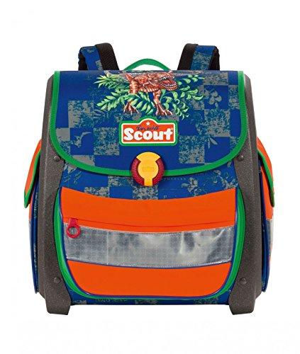 Scout 72500969800 Schulranzen-Set, Dino