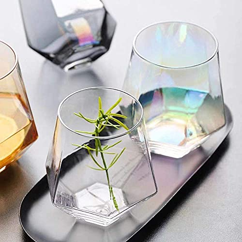 320 ml x 2 piezas - Vasos de cóctel, cristal de cristal premium, copas de cóctel transparente específicas para bebidas, gafas de estilo antiguo, ideales para el hogar, restaurante, eventos y fiestas
