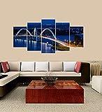 Premium-Qualität Leinwand gedruckt Wandkunst Poster 5