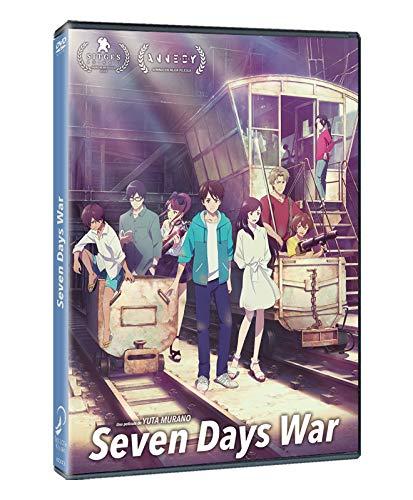 Seven Days War [DVD]