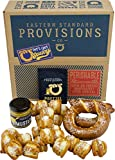DOUBLE DIP TO YOUR HEART'S CONTENT: Are you looking to get a little saucy? Well, today is your lucky day! This soft pretzel pack is the perfect dipping delight with our Maui Onion Mustard, which offers a most heavenly blend of sweetness and spices wi...