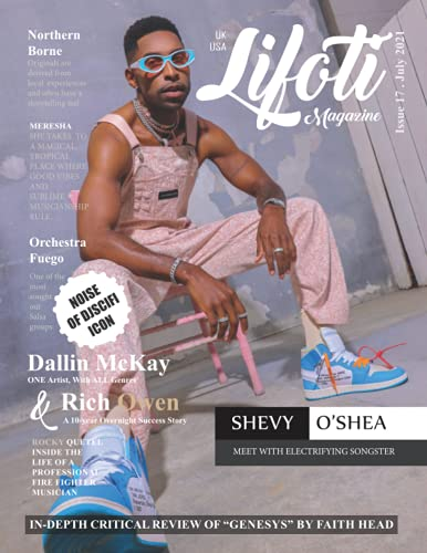 Compare Textbook Prices for Lifoti Magazine: Shevy O'Shea Cover Issue 17 July 2021  ISBN 9798536897416 by Magazine, Lifoti