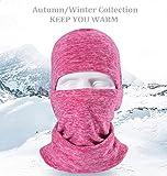 HASAGEI Balaclava Ski Maske Sturmhaube Herren Fahrrad Maske Sturmhaube Motorrad Winter Damen Lycra...