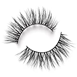 Lilly Lashes Opulence - Lite Mink False Eyelash - Lightweight & Easy-To-Apply - 17mm
