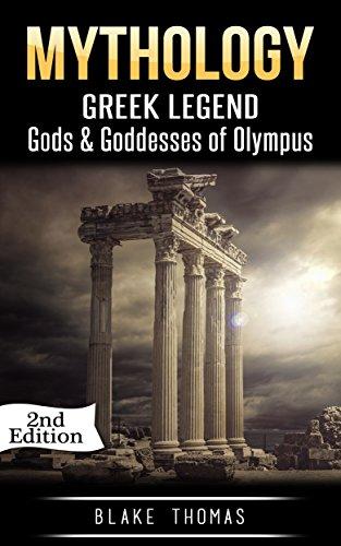 Mythology: Greek Legends & Gods & Goddesses of Olympus: Greece, King, Lighting (English Edition)