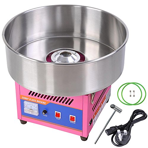 ReaseJoy Commercial Electric Cotton Candy Machine Sweet...
