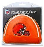NFL Golf Mallet Putter Cover, Cleveland Browns