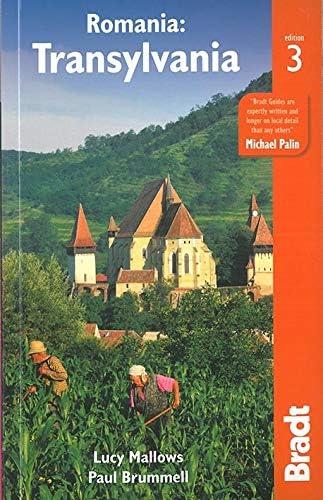 Romania Transylvania Bradt Travel Guide Transylvania product image