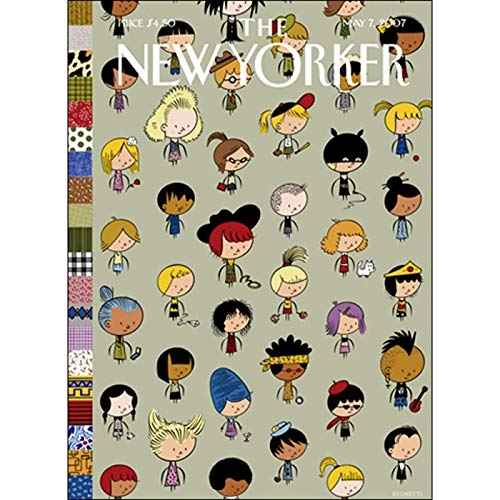 The New Yorker (May 7, 2007)                   By:                                                                                                                                 Elizabeth Kolbert,                                                                                        Larissa MacFarquhar,                                                                                        Dana Goodyear,                   and others                          Narrated by:                                                                                                                                 Dan Bernard,                                                                                        William Dufris                      Length: 1 hr and 55 mins     Not rated yet     Overall 0.0
