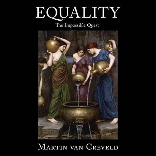 Equality: The Impossible Quest audiobook cover art