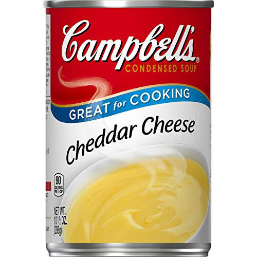 Campbell'sCondensed Cheddar Cheese Soup, 10.5 oz. Can
