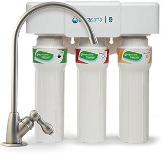 فلتر مياه Aquasana AQ-5300+.55 ذو 3 مراحل للتدفق تحت الحوض