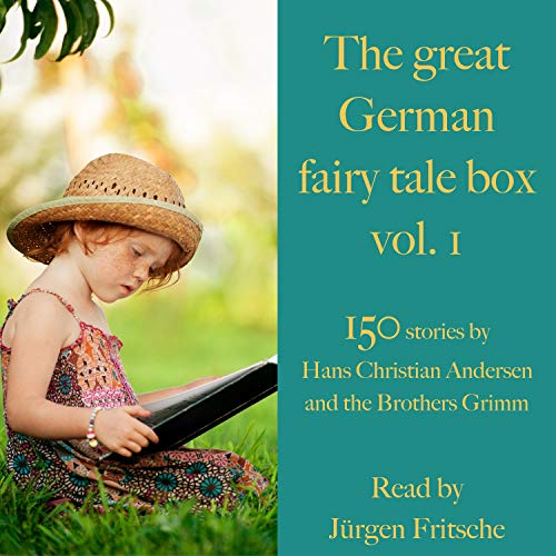 The great German fairy tale box 1 cover art