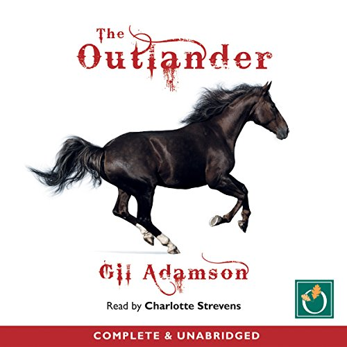 The Outlander cover art