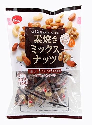 でん六 小袋素焼きミックスナッツ 200g×8袋